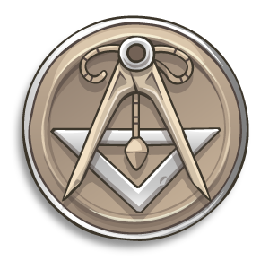 Masonic Symbols Stickers messages sticker-6