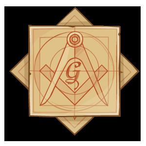 Masonic Symbols Stickers messages sticker-5