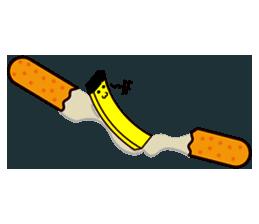 Potato Fries messages sticker-9