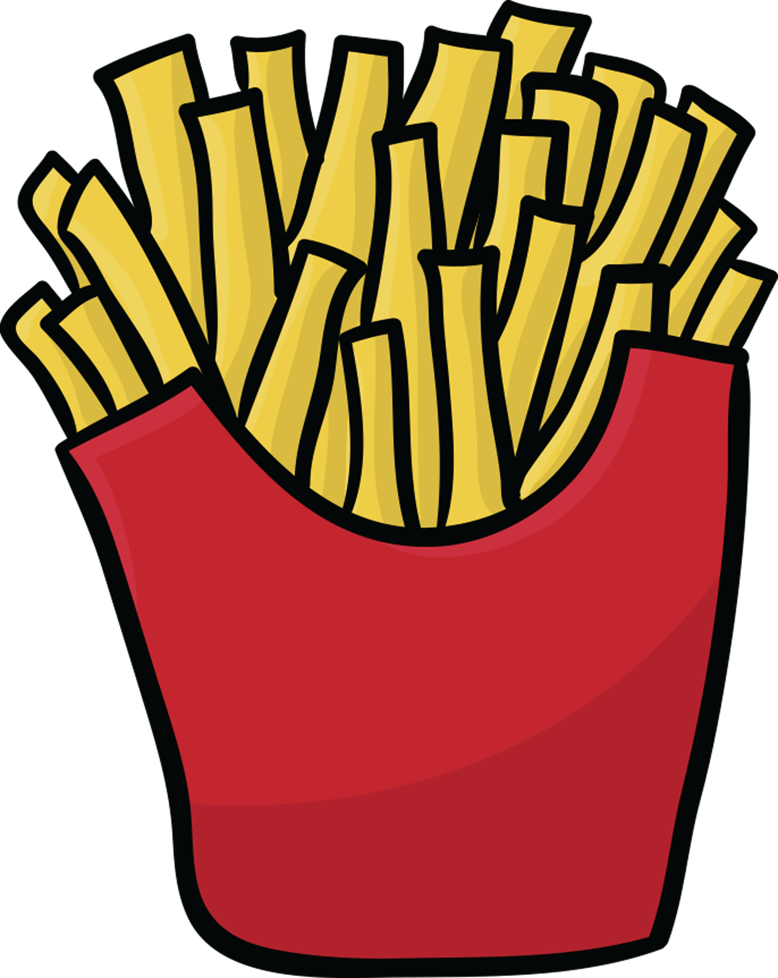 Junk Food Sticker & Emoji Pack for iMessage messages sticker-6
