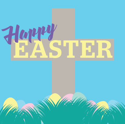 Easter Encouragement Stickers messages sticker-11