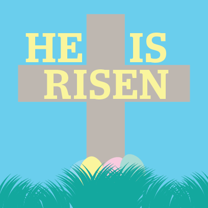 Easter Encouragement Stickers messages sticker-1