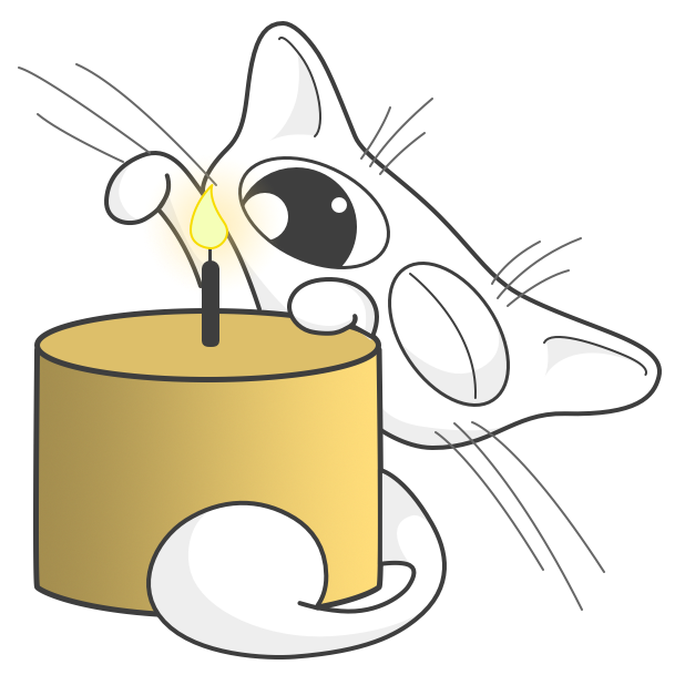 The Sticky Kitty Sample Pack messages sticker-10