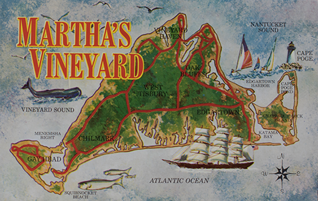 Martha's Vineyard Postcards messages sticker-5