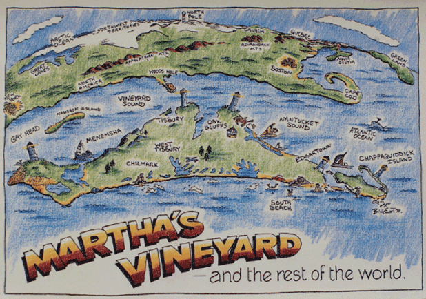 Martha's Vineyard Postcards messages sticker-3