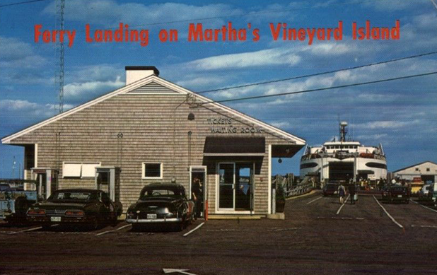 Martha's Vineyard Postcards messages sticker-8