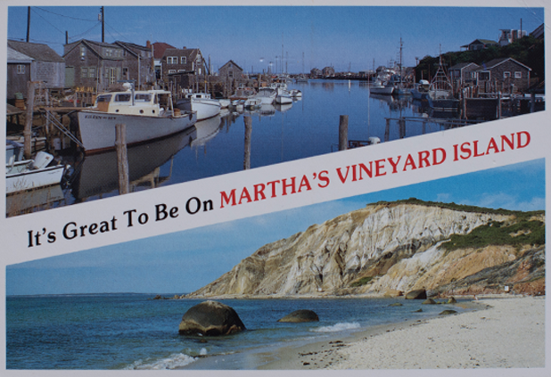 Martha's Vineyard Postcards messages sticker-6