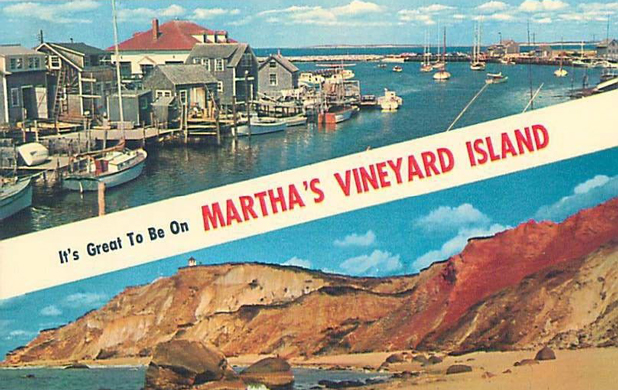 Martha's Vineyard Postcards messages sticker-7