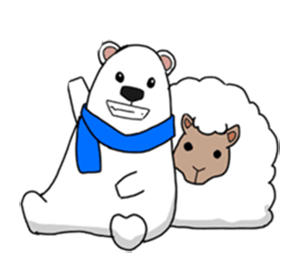 White Bear Life! messages sticker-8