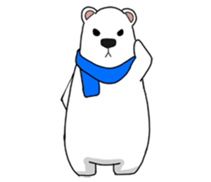 White Bear Life! messages sticker-5