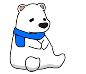 White Bear Life! messages sticker-1