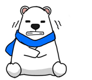 White Bear Life! messages sticker-3