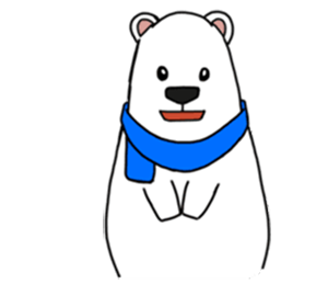 White Bear Life! messages sticker-2