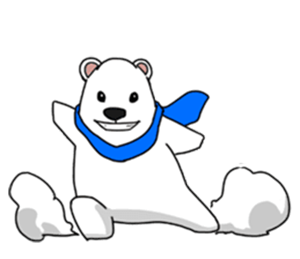 White Bear Life! messages sticker-11