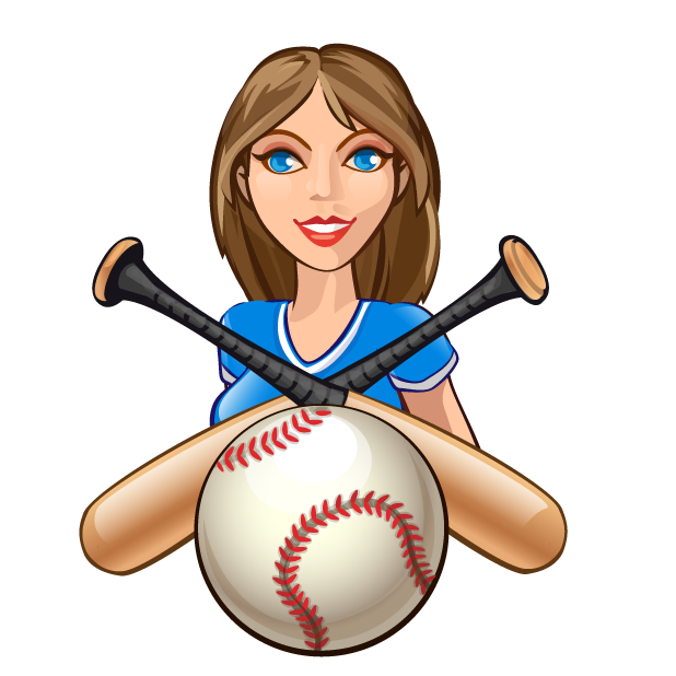 Baseball cheerleading Stickers messages sticker-8