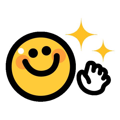 Smiley face Sticker 1 messages sticker-4