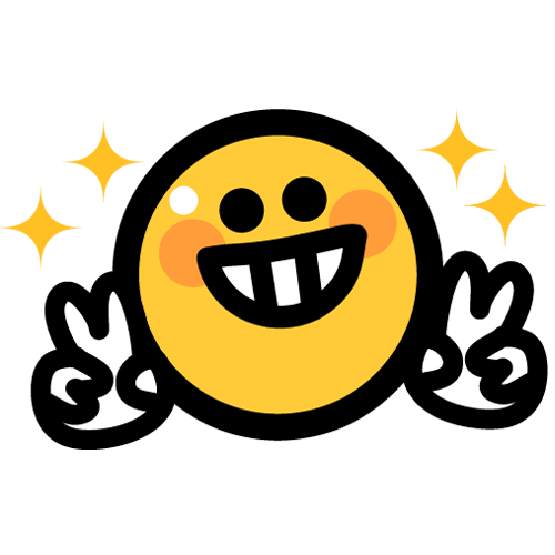 Smiley face Sticker 1 messages sticker-6