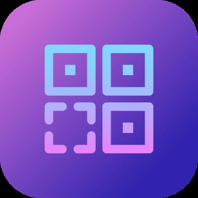 QR Code Reader - QrScan messages sticker-10