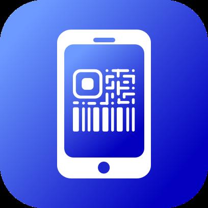 QR Code Reader - QrScan messages sticker-11