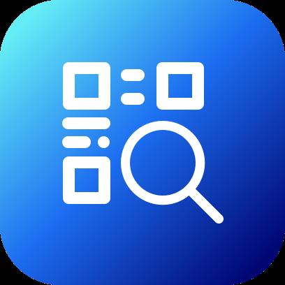 QR Code Reader - QrScan messages sticker-3