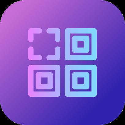 QR Code Reader - QrScan messages sticker-2