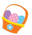 Many Eggs Much Lucky in Easter Sticker messages sticker-9