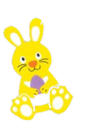 Many Eggs Much Lucky in Easter Sticker messages sticker-2