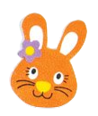 Many Eggs Much Lucky in Easter Sticker messages sticker-0