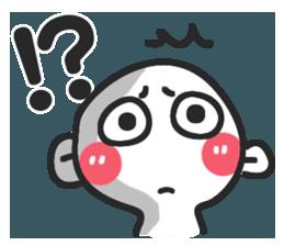 Disturbia Emoji messages sticker-11
