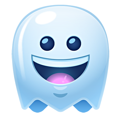 Ghost Emojis Free messages sticker-0