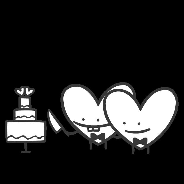Heart Valentine Stickers messages sticker-3