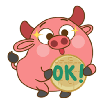 Funny Angry Pig messages sticker-10