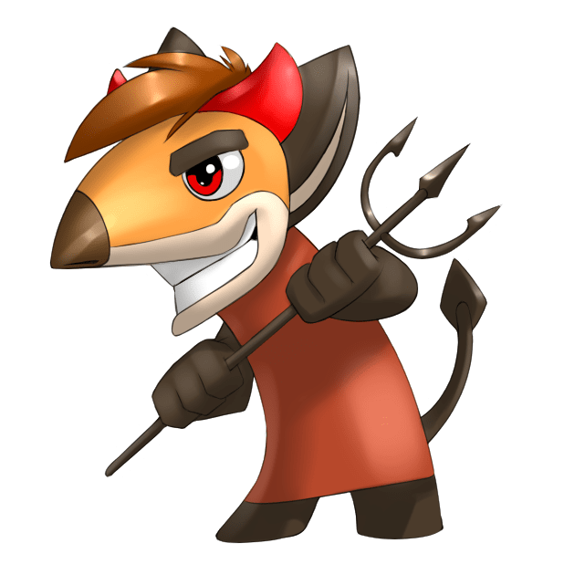 Digger the Fox Stickers for iMessage messages sticker-3