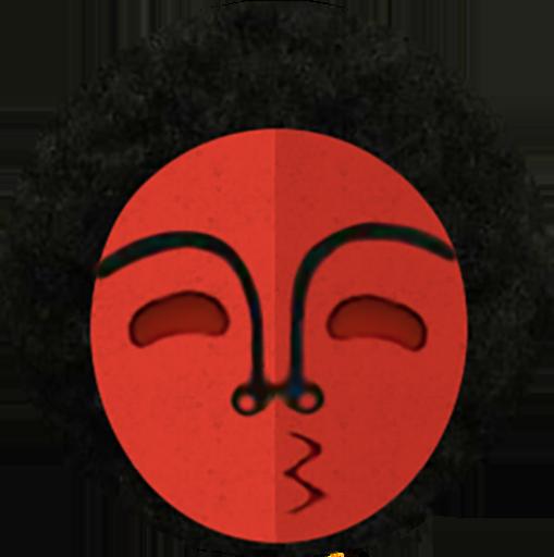 Habesha Emojis messages sticker-9