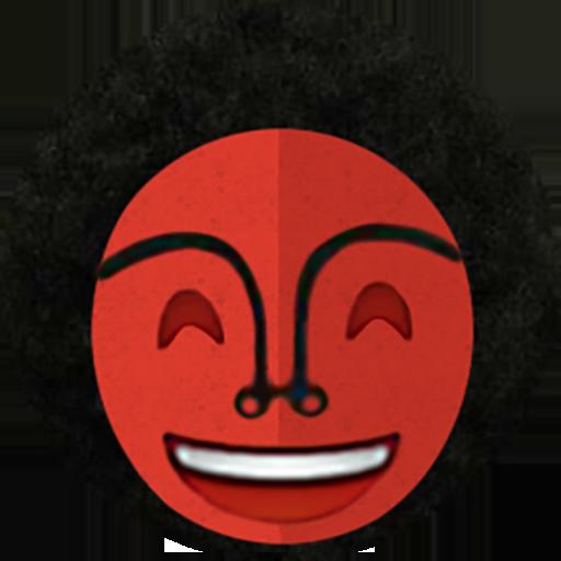 Habesha Emojis messages sticker-0