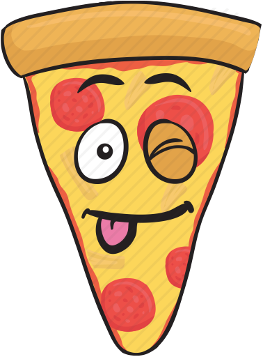 PizzaMoji - pizza stickers & emojis for restaurant messages sticker-2