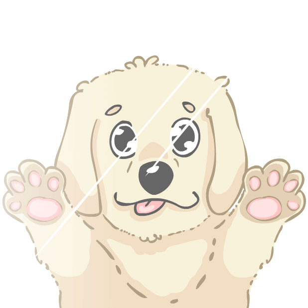Larry the Lab - Animated Stickers messages sticker-10