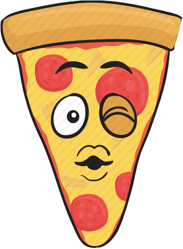 PizzaMoji - pizza stickers and emojis keyboard app messages sticker-6