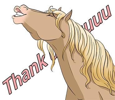 Horsemoji. Stickers by Design111 messages sticker-3