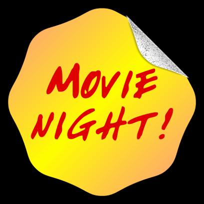 Plan Movie Night messages sticker-1