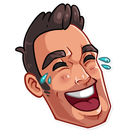 Gay Dating App - Video Chat messages sticker-8