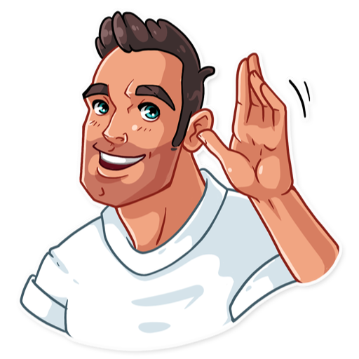 Gay Dating App - Video Chat messages sticker-5