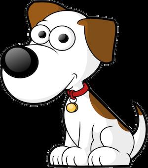 Cute Dogs Stick messages sticker-9