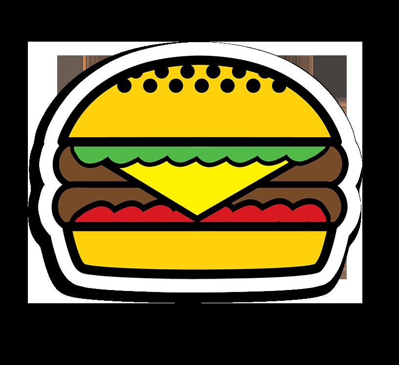 Find Food & Restaurants: Tummy messages sticker-3