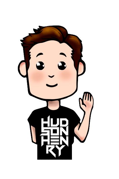 Hudson Henry Stickers messages sticker-2