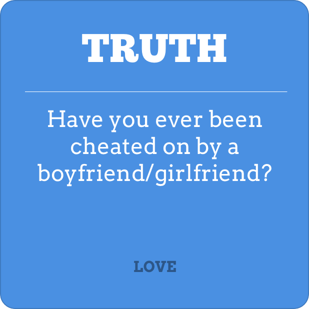 Truth or Dare Stickers messages sticker-11