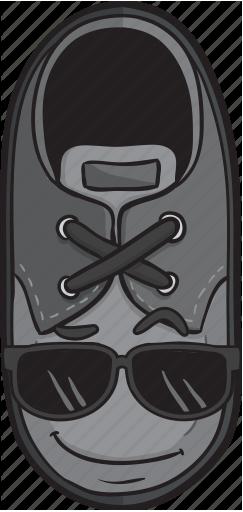 ShoeMoji - shoe emojis & stickers keyboard app messages sticker-1