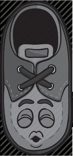 ShoeMoji - shoe emojis & stickers keyboard app messages sticker-4