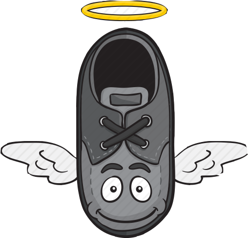 ShoeMoji - shoe emojis & stickers keyboard app messages sticker-11