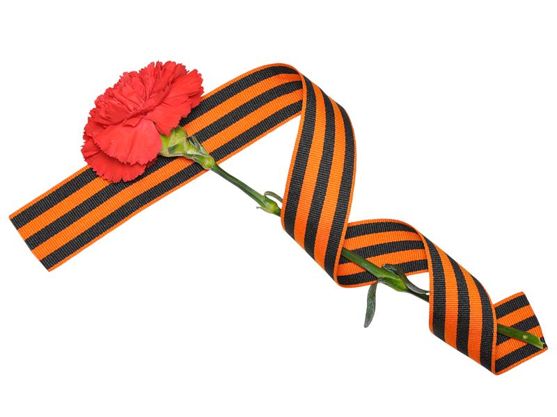 День победы - Советские открытки и цветы на 9 мая messages sticker-8